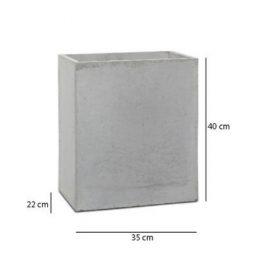 Donica betonowa LINEA 1