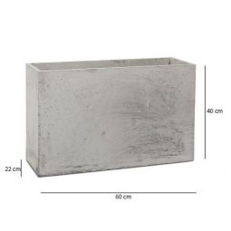 Donica betonowa LINEA 2