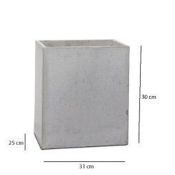 Donica betonowa TOWER 1