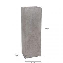 Donica betonowa TOWER 3
