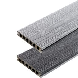 Deska PREMIUM – smoke white/grey